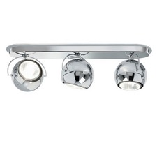 Beluga Three Wall / Ceiling Flush Mount