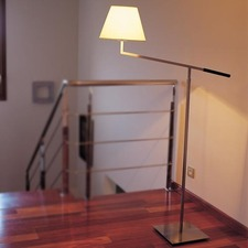Carlota Pie Floor Lamp