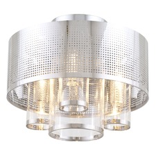Dakar Semi Flush Mount