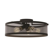 Gastown Semi Flush Ceiling Light