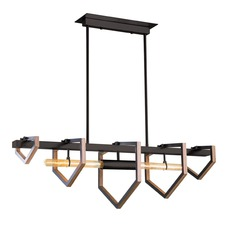 Urban Cottage Linear Pendant