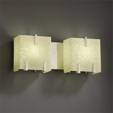 Clips 71 Two Light Bath Bar