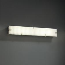 Clips 28 inch LED Linear Bath Bar