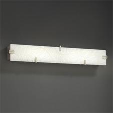 Clips 36 inch LED Linear Bath Bar