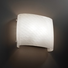 Weave Wide LED Wall Sconce