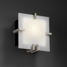 Fizz Clips Square Wall Sconce