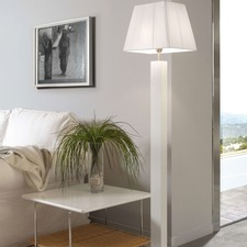 Tau Pie Madera Floor Lamp