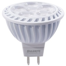 MR16 GU5.3 LED 7.7W 12V 25 Deg 2700K 90CRI