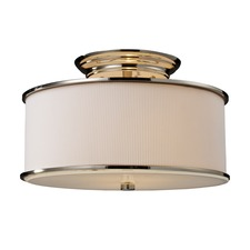 Lureau Semi Flush Mount