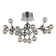 Molecular Semi Flush Mount
