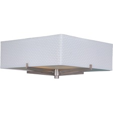 Elements Square Flush Mount