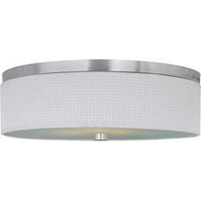 Elements 2 Light Flush Mount