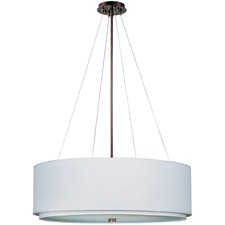 Elements 3 Light Round Pendant