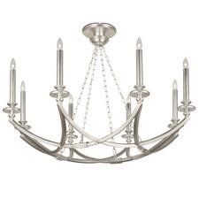 Liaison 8 Light Chandelier