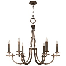 Liaison 6 Light Chandelier