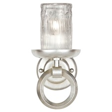 Liaison Glass Candle Wall Sconce