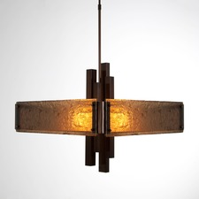 Carlyle Square Chandelier
