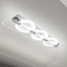 O Sound Wall/Ceiling Light