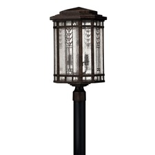 Tahoe Exterior Post Light
