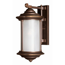 Hanna Exterior Wall Light