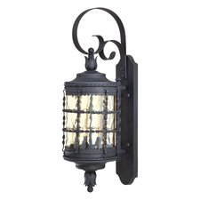 Mallorca Hanging Outdoor Wall Sconce
