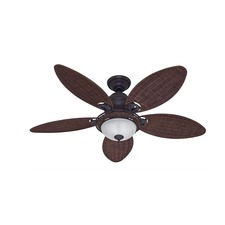 Caribbean Breeze Ceiling Fan with Light