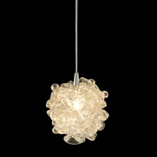 Nebula 12V Pendant with Flush Round Canopy