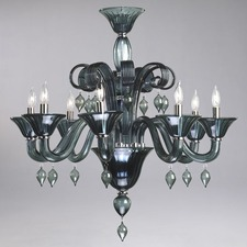 Treviso 8 Light Chandelier