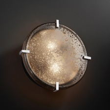 Fusion 12 inch Clips Wall/Ceiling Light