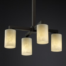 Clouds 4 Light Modular Chandelier