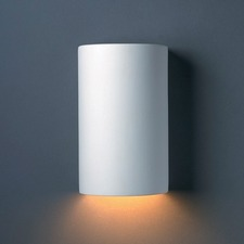Outdoor Cylinder LED Downlight Wall Sconce