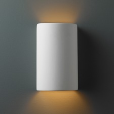 Outdoor Cylinder Wall Sconce
