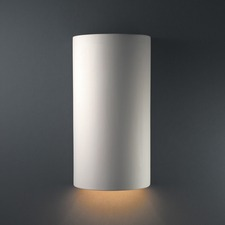 Extra Large Cylinder Downlight Wall Sconce