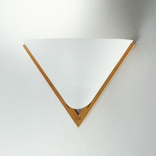 Konus Beech Wood Wall Sconce