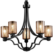 Mercury Argyle Chandelier