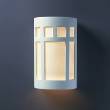 Prairie Window Outdoor Wall Sconce