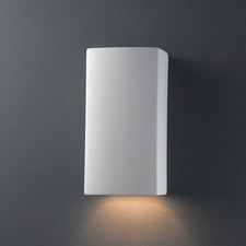 Outdoor Rectangle Downlight Wall Sconce
