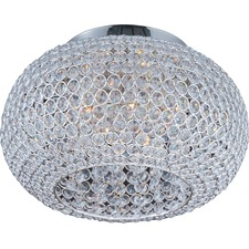 Glimmer Bowl Ceiling Flush Mount