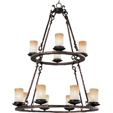 Notre Dame Two Tier Chandelier