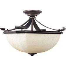 Oak Harbor Semi Flush Ceiling Light