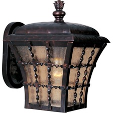 Orleans Outdoor Pole Wall Sconce