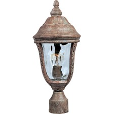 Whittier DC Outdoor Post Light