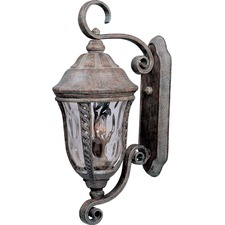 Whittier DC Outdoor Hanging Wall Light
