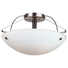 Orb Ceiling Light Fixture