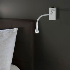 Evo Snake Arm Wall Sconce