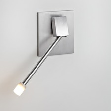 Libri Left Snake Arm Wall Sconce