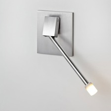 Libri Right Snake Arm Wall Sconce