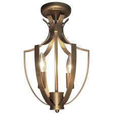 Newport Semi Flush Ceiling Light