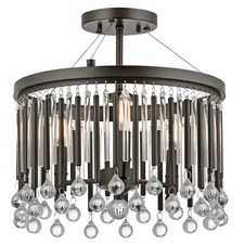 Piper Semi Flush Ceiling Light
