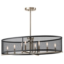 Titus Oval Chandelier